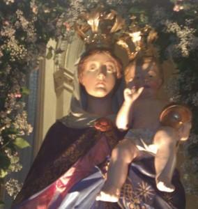 foto madonna rosario nuova 2013
