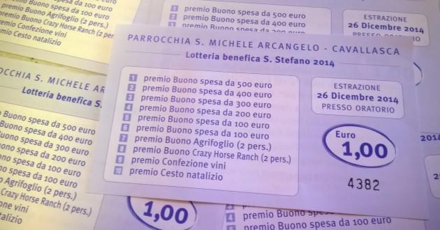 Lotteria di Santo Stefano 2018