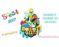 Grest 2017... Venerdì 9/6 - Venerdì 30/6