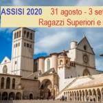 ASSISI 2020 - Adolescenti e Giovani