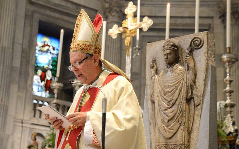 vescovo Oscar diocesi di Como