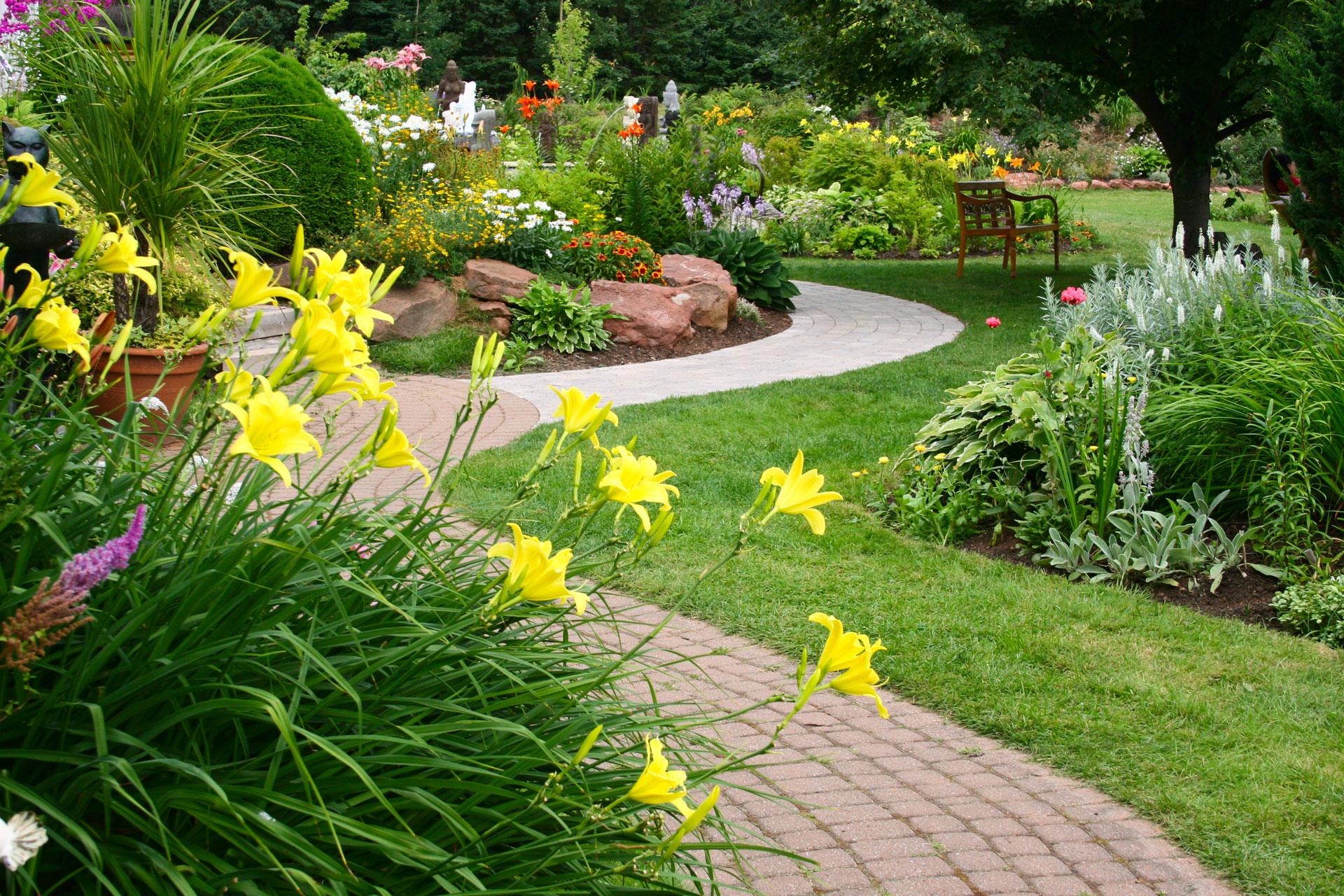 Pasqua 2021 Giardino fiorito